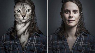 Koty i ich opiekunowie