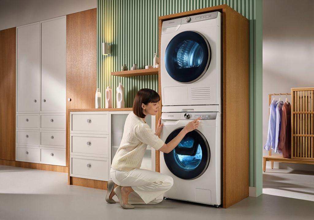 Oszczędza energię, wodę i czas. Poznaj wygodne rozwiązania w pralce Samsung AI Control, które pozwolą Ci cieszyć się komfortem każdego dnia