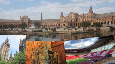 Sewilla Plac Hiszpański, La Cartuja i Grobowiec Kolumba