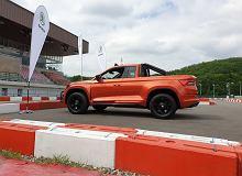 Opinie Moto.pl. Skoda Mountiaq to wyjątkowy pickup zbudowany przez nastolatków