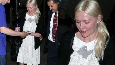 Włosy w nieładzie, brak makijażu. Gdyby nie podpis, nie poznalibyśmy, że ta blondynka to znana hollywoodzka aktorka. Domyślacie się kto to? Takich przykładów jest znacznie więcej.