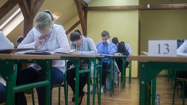 Egzamin ósmoklasisty 2020