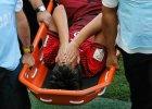 Mistrzostwa świata w piłce nożnej 2014. Fabio Coentrao już nie zagra