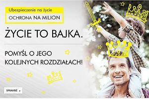 195 zł miesięcznie i polisa na... milion w Raiffeisen Polbank