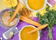 Zupa z marchwi i pomarańczy - ugotuj