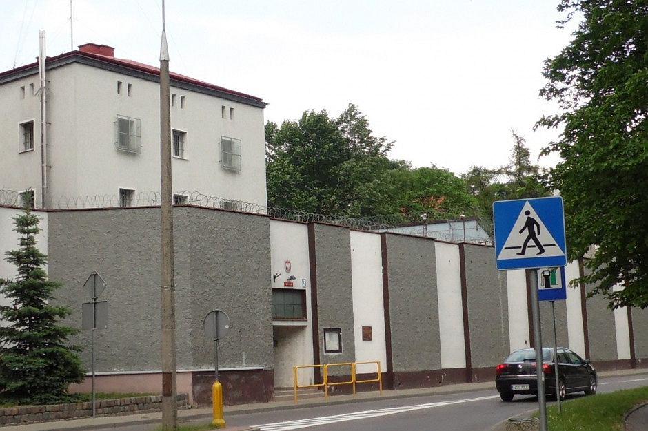 Areszt śledczy w Ostródzie