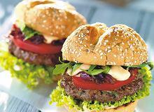 Burger wołowy - ugotuj