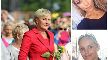 Agata Duda, Ewa Chodakowska, Dominika Figurska