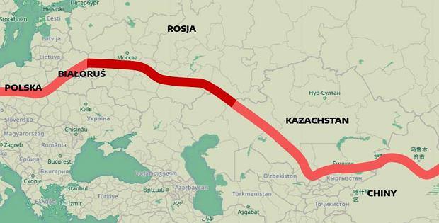 Rosjanie chcą stworzyć nowy drogowy 'Jedwabny Szlak'