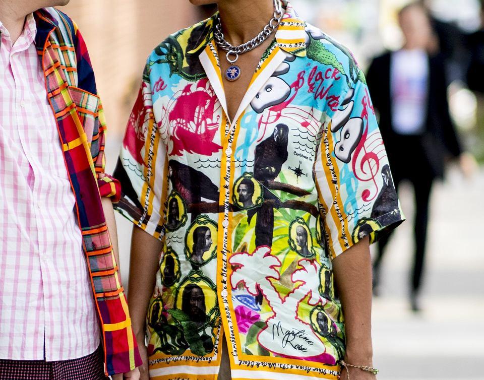 Moda 2020 koszule z krótkim rękawem