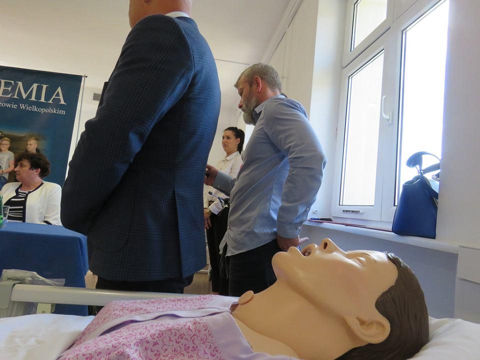 Zdjęcie numer 8 w galerii - Pielęgniarstwo na Akademii. Nowy kierunek od przyszłego roku akademickiego [ZDJĘCIA]