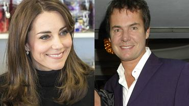 Kate Middleton i Richard Ward