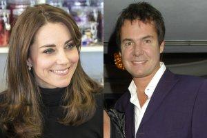 Kate Middleton i Richard Ward