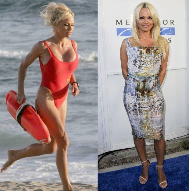 Pamela Anderson, czyli CJ