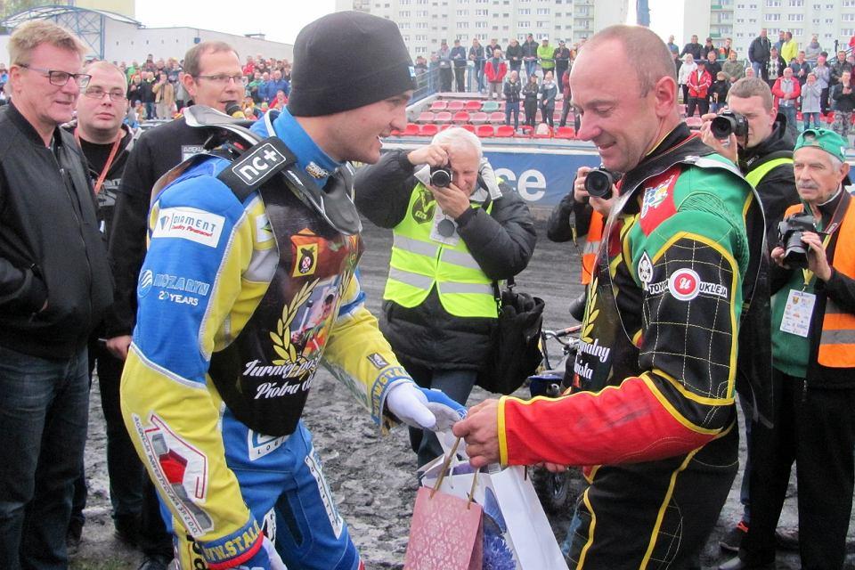 Wychowanek Stali Gorzów Piotr Świst, podczas pożegnalnego turnieju w Pile przejechał swój ostatni wyścig w żużlowej karierze