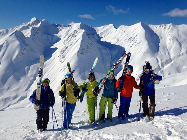 Wspólny wyjazd narciarski. W grupie i raźniej i taniej