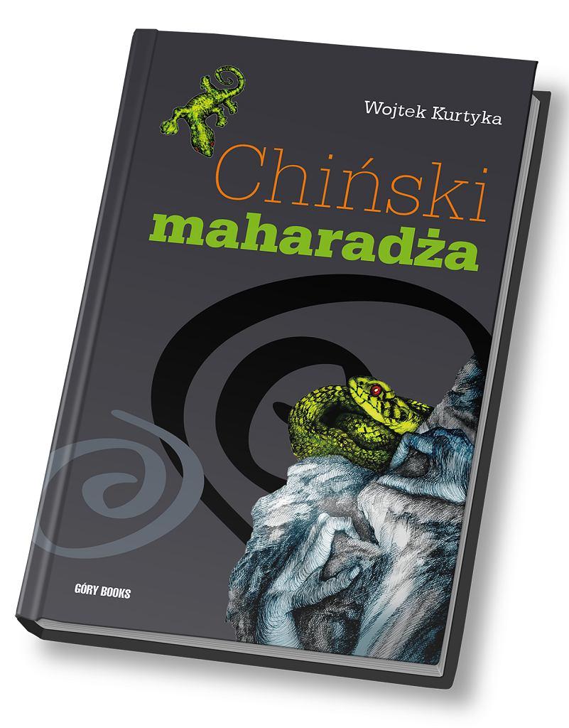 ''Chiński maharadża'' Wojciecha Kurtyki
