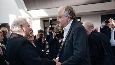 Wśród gości był m.in. Andrzej Rzepliński, były prezes Trybunału Konstytucyjnego