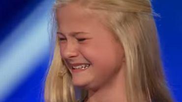 Niesamowity występ 12-latki w amerykańskim 'Mam talent'