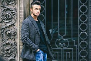 Krótkie płaszcze męskie - elegancka alternatywa dla klasycznych kurtek