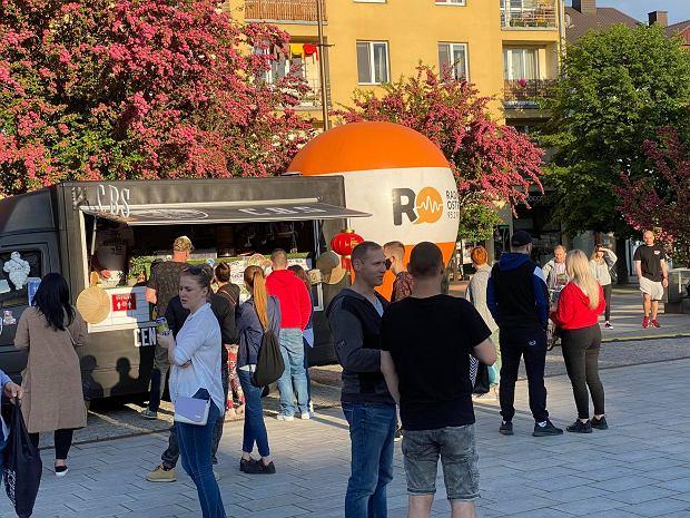 Zdjęcie numer 5 w galerii - Po sukcesie w Kielcach food trucki znów serwują u nas pyszności