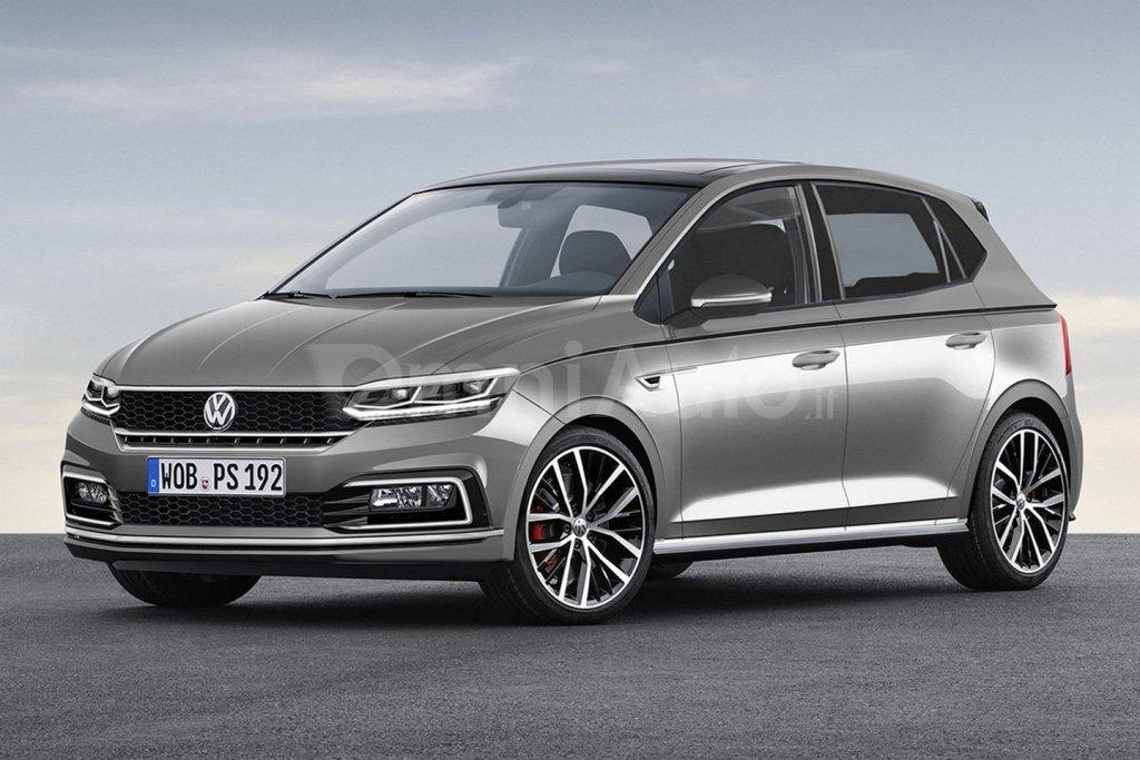 Wizualizacja Volkswagena Polo