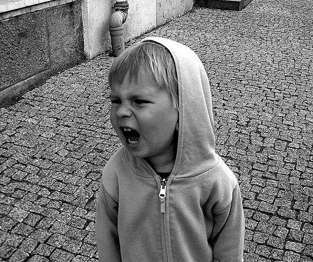 5f1e7a4305d48b Psychologia dziecka: kiedy ataki histerii są tylko atakami histerii