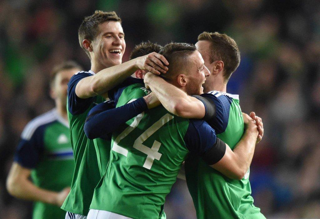 Irlandia Północna na Euro 2016