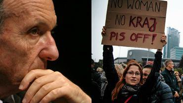 Daniel Passent; Czarny Protest