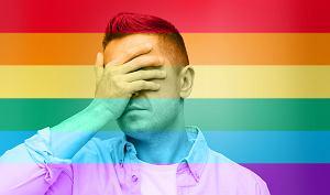 Takie są efekty szczucia na geja. Tomek chce uciekać z Podkarpacia