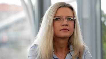 Wybory samorządowe 2018. Małgorzata Wassermann zorganizowała spotkanie polityczne w kaplicy cystersów