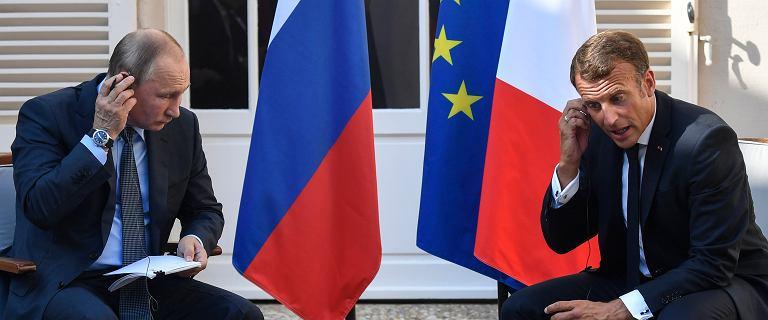 UE przeciwko bezwarunkowemu przywróceniu Rosji do G7