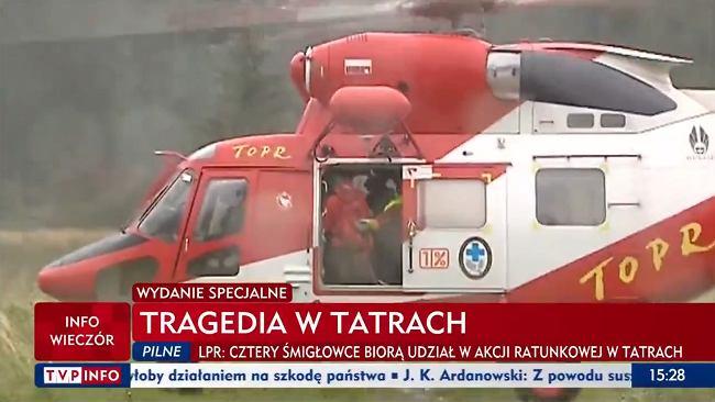 """""""W Tatrach nie ma gdzie uciec. A linia żelaznych łańcuchów na Giewoncie jest idealną 'drogą' dla pioruna"""""""