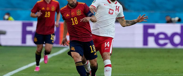 """""""Jesteśmy wkurw..."""". Kapitan Hiszpanów grzmi po meczu z Polską. Ale że co?"""