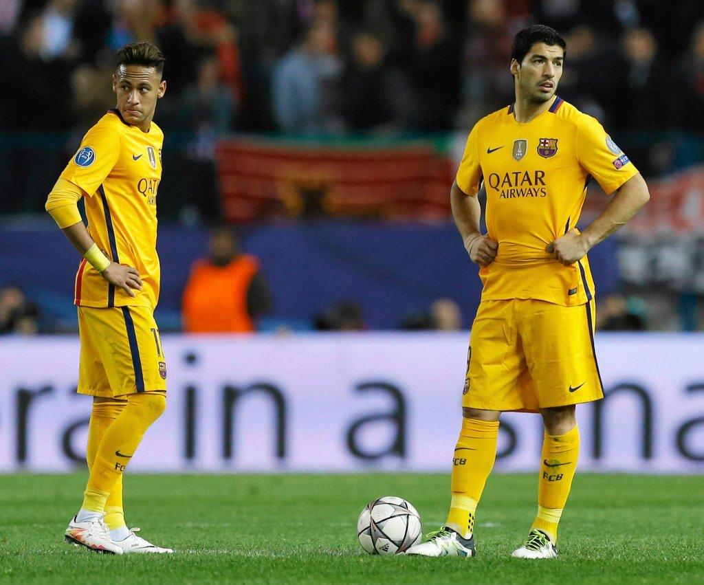 Neymar i Luis Suarez