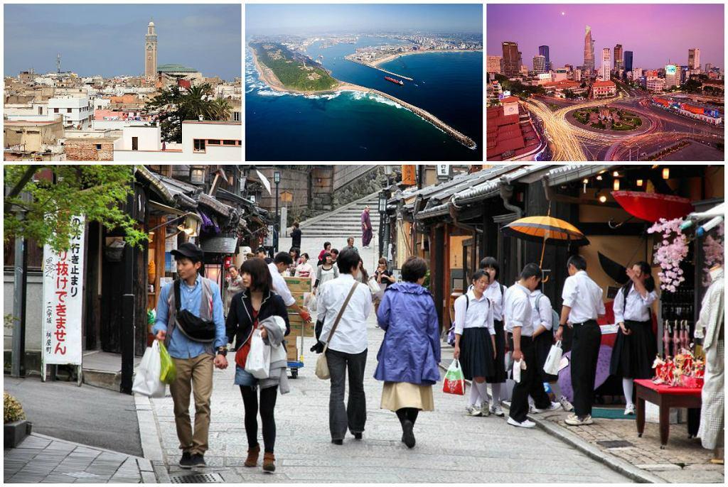Ruszyła kolejna edycja głosowania na nowe siedem cudów świata. Tym razem możecie wybierać spośród 28 miast, żeby wybrać siódemkę zwycięzców. Plebiscyt, który organizuje szwajcarska fundacja New 7 Wonders, podzielany jest na etapy. Do 7 lipca trwa wybór spośród 28 kandydatów, do 7 października zostanie ograniczony do 21 miejsc, a konkurs skończy się 7 grudnia 2014 roku, kiedy z 14 miast zostaną wyłonieni zwycięzcy. Zobaczcie, które miasta biorą udział w konkursie i zagłosujcie na stronie fundacji: www.new7wonders.com.