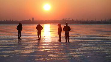 Spacery po lodzie