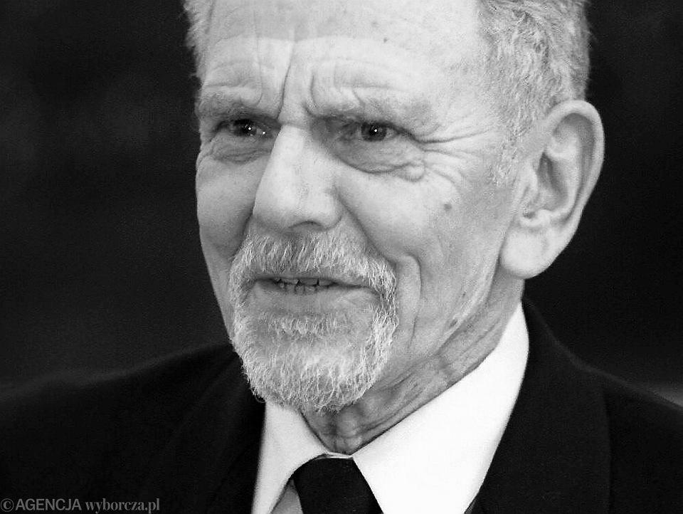 Zmarł Bogusław Stanisławski