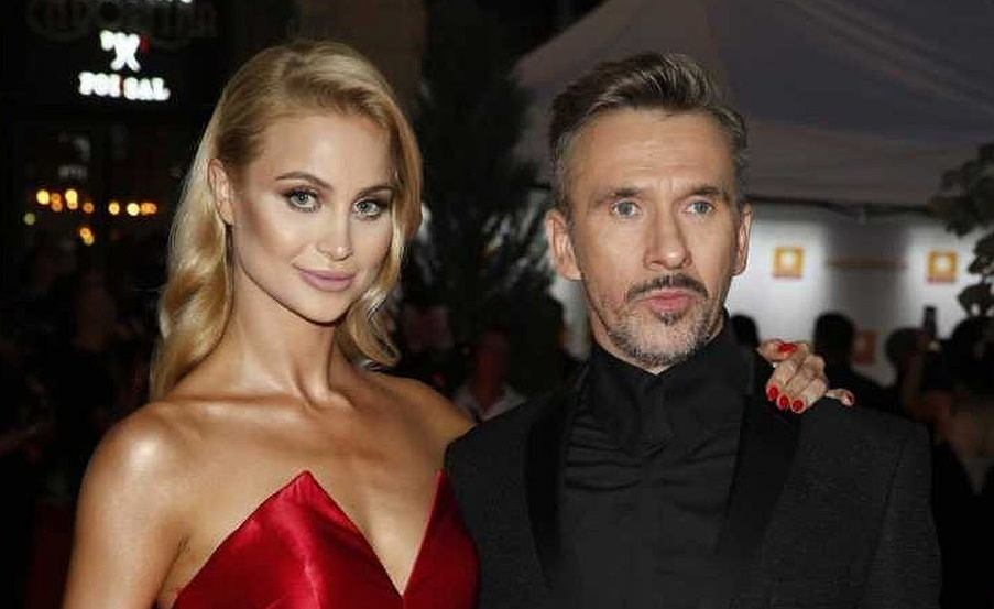 Adam Małczyk i Hanna Żudziewicz