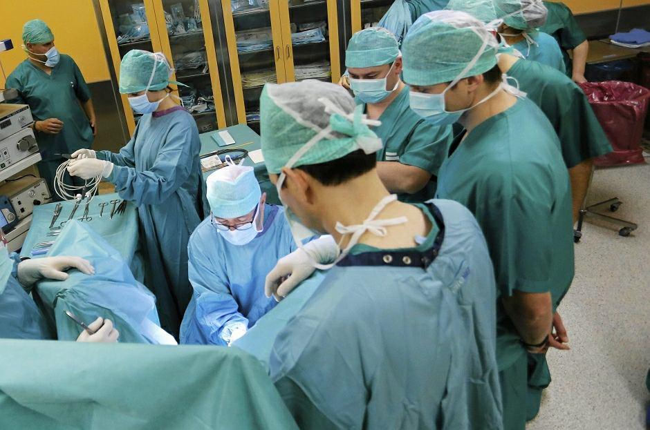 WHO: Błędy medyczne zabijają pięć osób na minutę - zdjęcie ilustracyjne / Fot. Mikołaj Kuras / Agencja Gazeta