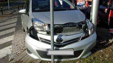 Tak wyglądał rozbity samochód biskupa J.
