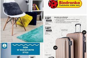Biedronka - wakacyjna oferta do Twojego mieszkania