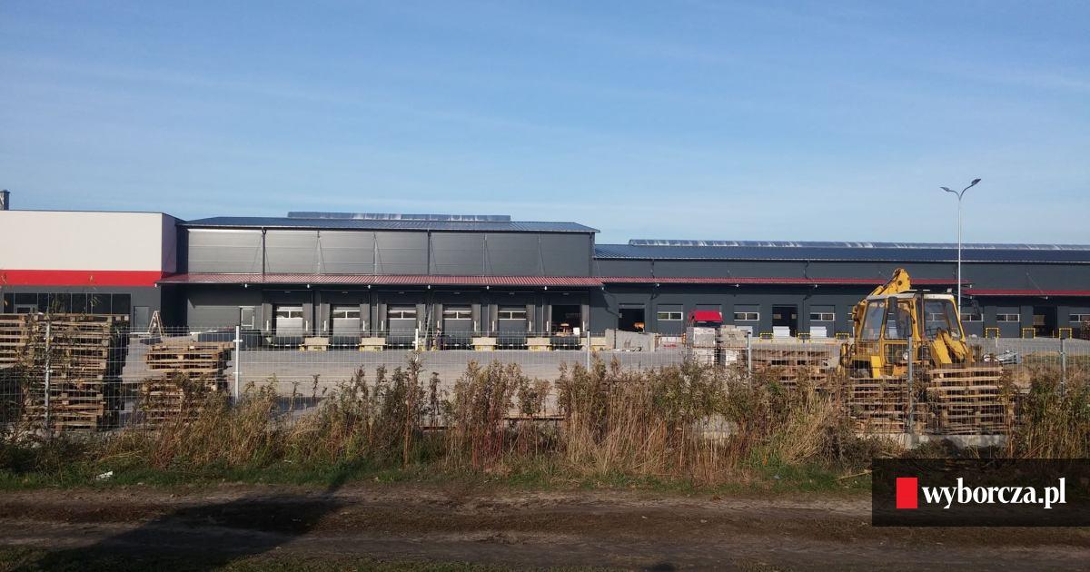 d2c8747c2e5aee Firma kurierska DPD zbudowała swoją dużą bazę w Płocku. Będzie zatrudniać