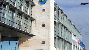 Siedziba stacji TVN w Warszawie