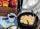 Jesienne menu z jabłkowymi knedlami
