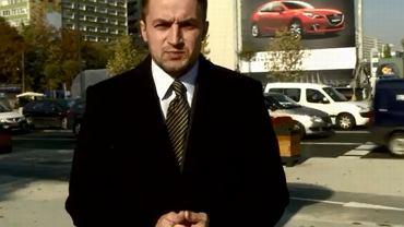 """Fragment filmu Piotra Guziała """"Zero tolerancji dla dzikiej reklamy"""""""