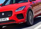 Małgorzata Socha przesiada się do Jaguara. Wybrała najmniejszego SUV-a
