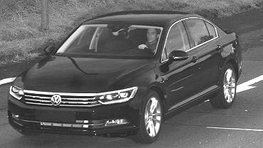 Skradziony VW Passat B8