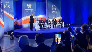 Konwencja wyborcza PiS w Opolu/Fot.: PiS_Twitter
