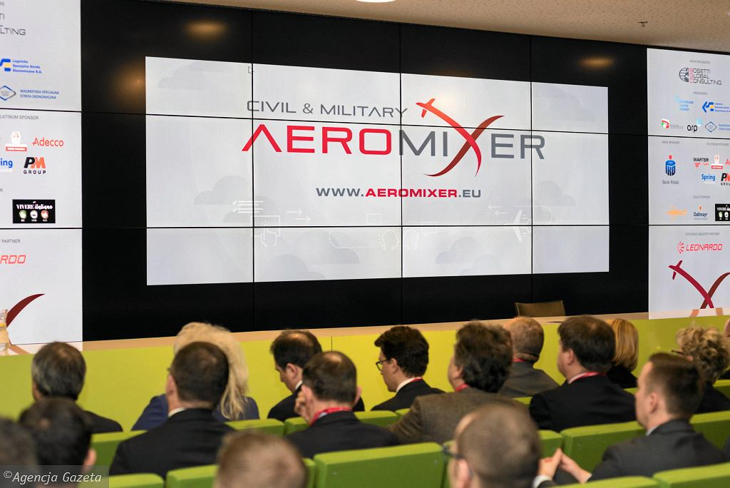 Konferencja Civil & Military Aeromixer